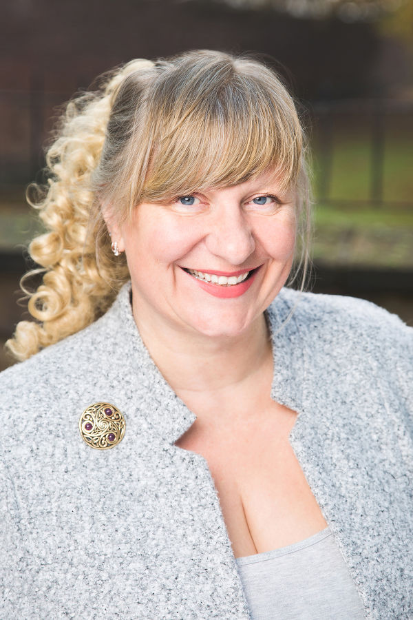 Founding partner and property solicitor Anna Newport